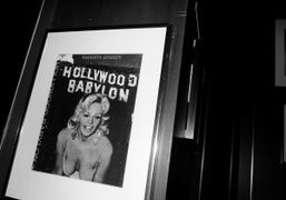 Jayne Mansfield on the cover of Hollywood Babylon by Kenneth Anger, The…