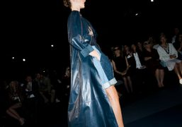 Irfe S/S 2015 show at the InterContinental Paris – Le Grand Hotel,...