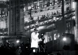 JAY-Z AT CARNEGIE HALL FOR HIS CHARITY THE SEAN CARTER FOUNDATION, New...