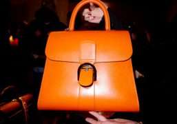 Delvaux F/W 2013 collection presentation, Paris