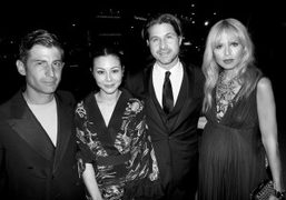 The inaugural gala of the Wallis Annenberg center, sponsored by Ferragamo (Part...