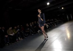 ANTHONY VACCARELLO F/W 2012 SHOW, PARIS