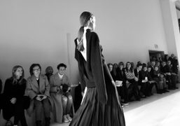 One look from Victoria Beckham at New York Fashion Week F/W 2014, New...