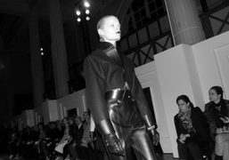 THE POWERFULL LAST COLLECTION OF STEFANO PILATI FOR YVES SAINT LAURENT F/W...