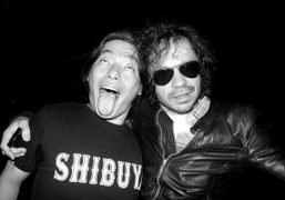 Photographer and Terry Richardson's former assistant Keiichi Nitta, at The Baron, Tokyo….