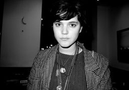 Soko, the young French musician (finishing her first album) and actress, who…