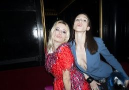 Fendi & Thierry Lasry Shades of Dolce Vita after-party at Chez Castel,...