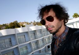 Selfportrait from my Room at the Standard Hotel-West Hollywood, Los Angeles. Photo…