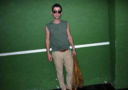 Andre Saraiva wearing a new outfit everyday as newly appointed Creative Director…