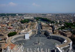 Eight hours in Rome