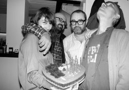 LUCIEN PAGES BIRTHDAY PARTY, Paris