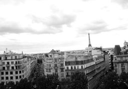Back in Paris to finish the layout of the next issue of…