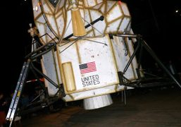 TOM SACHS EXHIBITION, SPACE PROGRAM: MARS AT THE PARK AVENUE ARMORY, New...