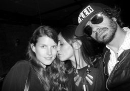 SABINE HELLER'S BIRTHDAY PARTY PART 1 at ACME, New York