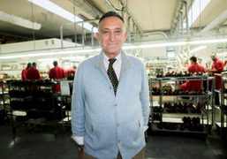 A visit to the Santoni Factory in Corridonia, Italy