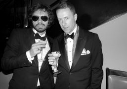 Olivier Zahm and editor-in-chief Gert Jonkers from Fantastic Man invited by whiskey brand…