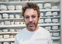 Tom Sachs at his studio, New York. Photo Olivier Zahm