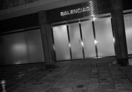 New BALENCIAGA Flagship store is now open on rue St-Honoré, Paris