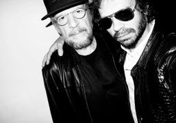 Me and the great artistLarry Clark at the Purple office, New York.Photo…
