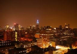 A view from my room at The Standard Hotel, New York.Photo Olivier…