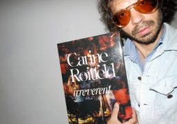 Here is my advanced copy of Carine Roitfeld's great new book, which…
