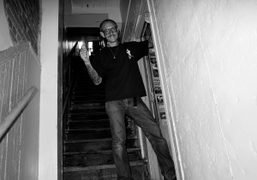 Terry Richardson at his studio, New York. Photo Olivier Zahm
