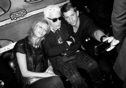 "Chanel's ""Little Black Jacket"" after party at the Mini Palais, Paris"