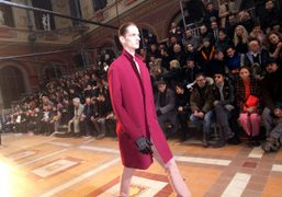 Lanvin men's F/W 2013 show, Paris