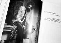 Read our interview with Haider Ackermann in Purple Fashion #23