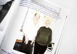 Read our interview with Claude Rutault and Lawrence Weiner in Purple Fashion...