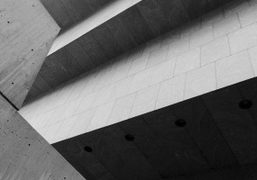 Whitney Museum's Breuer building by Marcel Breuer, New York
