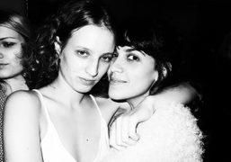 PhotographerPetra Collins and Mayan Toledano of Me and You at China Chalet,…
