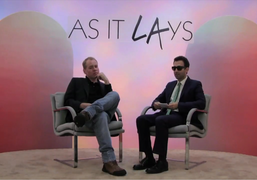 AS IT LAYS: ALEX ISRAEL X BRET EASTON ELLIS / THE NEW...
