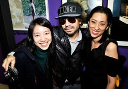 """""""Nocturnal Dream"""" Purple's 20th anniversary show opening at The Last Gallery, Tokyo"""