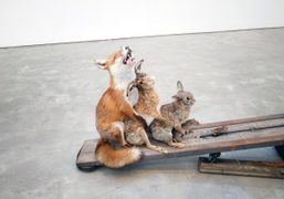 A playful work by Jake and Dinos Chapman to inaugurate the new…