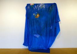 A work from 2008 by David Hammons included in the Loveless group exhibition…