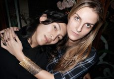 Gaia Repossi & Alex Wang