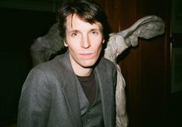 Ryan McGinley during the Mercedes Benz Fashion Week Berlin at the Hotel…