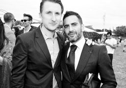 VEUVE CLICQUOT ANNUAL POLO CLASSIC AND DONNA KARAN'S FUNDRAISER FOR HAITI co-hosted...