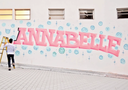 ANDRÉ AT THE STANDARD LOVE GRAFFITI / WATCH THE NEW FILM ON...
