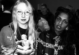 Coach x Serpentine Future Contemporaries Party at Serpentine Sackler Gallery, London