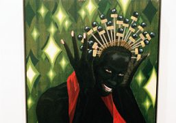 Kerry James Marshall show at David Zwirner, London
