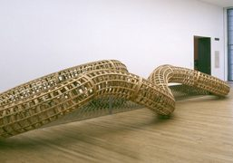 In conversation: Sculptor and Turner Prize winner Richard Deacon tomorrow at the...