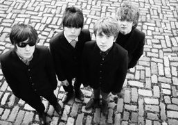 New Irish four-piece band du jour The Strypes.Photo Grace Difford