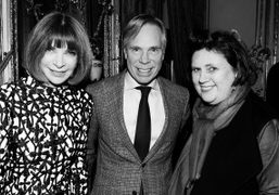 AMERICANS IN PARIS BY THE CFDA/VOGUE FASHION FUND AND TOMMY HILFIGER, American...