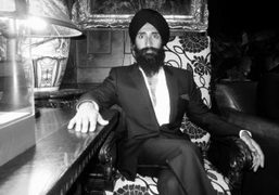 Forevermark collaboration with House of Waris at the National Arts Club, New...