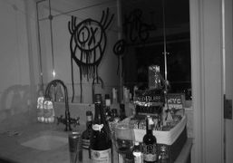 Andre's room at The Bowery Hotel during FW 09/10 fashion week, New…