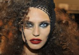Hair by Guido for the Diesel FW 09/10 show, New York