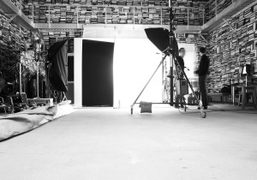 Karl Lagerfeld's Studio 7L, home to only a small part of the…