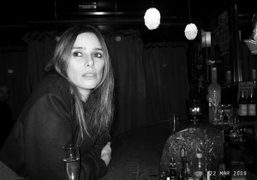 Claire Dhelens, fashion editor at French Vogue, the most beautiful woman at…